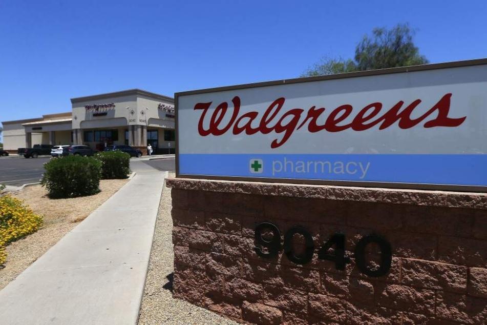 Auch Walgreens verbietet in seinen Filialen das offene Tragen von Waffen.
