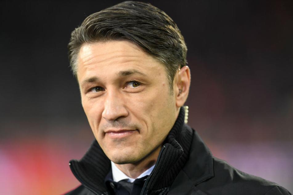 Niko Kovac (48), damaliger Trainer des FC Bayern, möchte in der neuen Saison wieder arbeiten. (Archivbild)