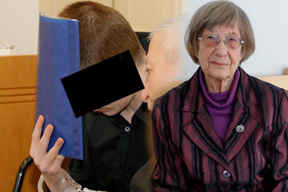 """""""Ich hatte Todesangst"""": Brutaler Überfall auf Oma Sigrid"""