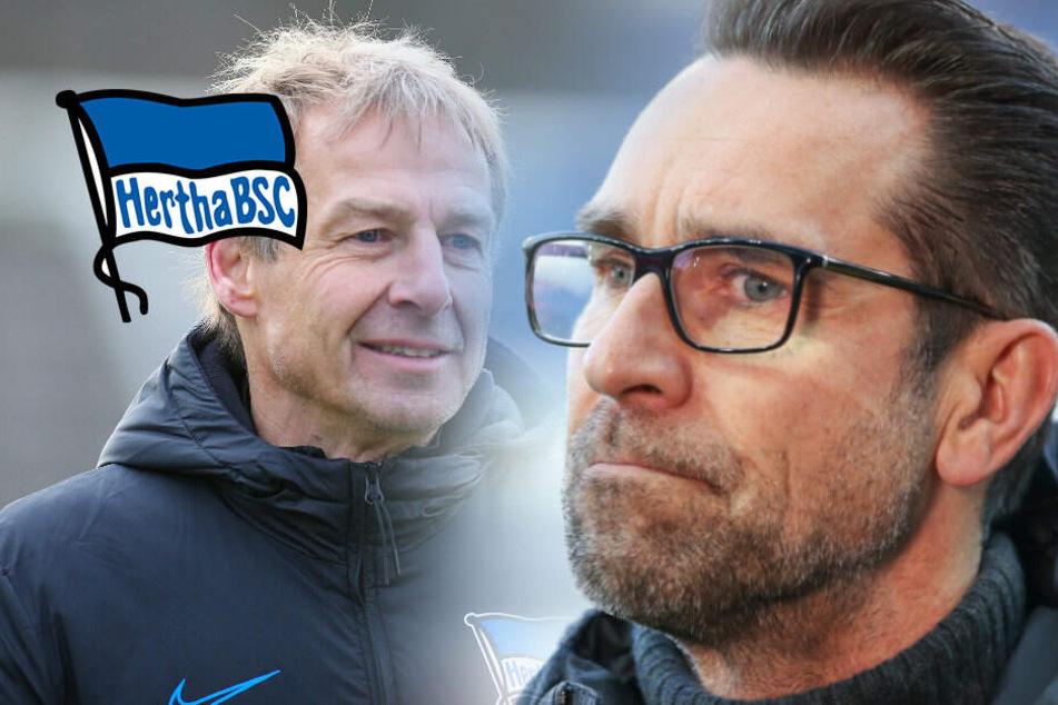 """Nach Klinsmann-Abrechnung: Preetz spricht von """"widerlichen Angriffen"""""""