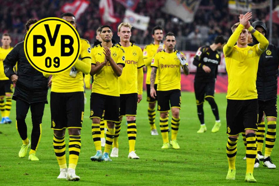 BVB beim FC Bayern: Darum hatte Dortmund in München keine Chance!