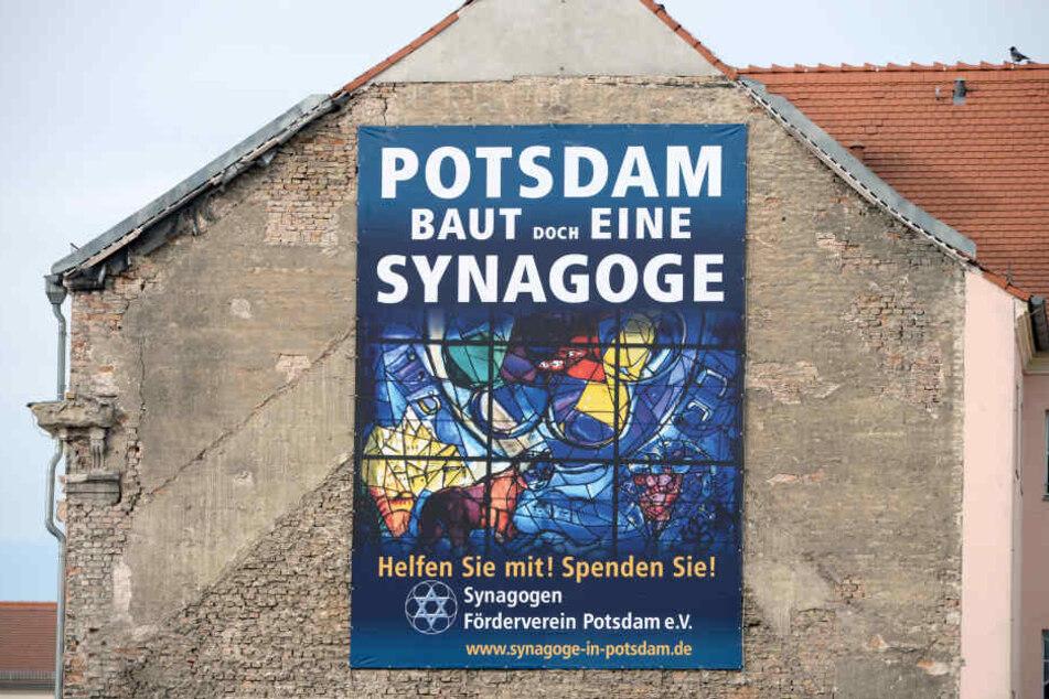In Potsdam wurde Vereinbarung zum Bau einer Synagoge unterzeichnet