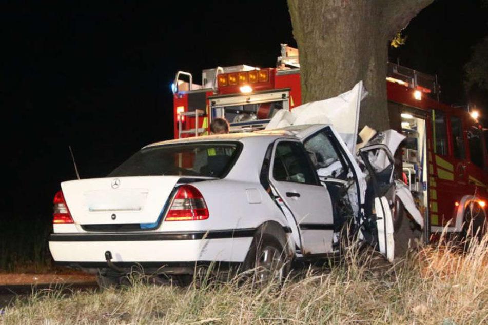 Nur wenige Kilometer entfernt: 2 Horror-Unfälle in der gleichen Nacht