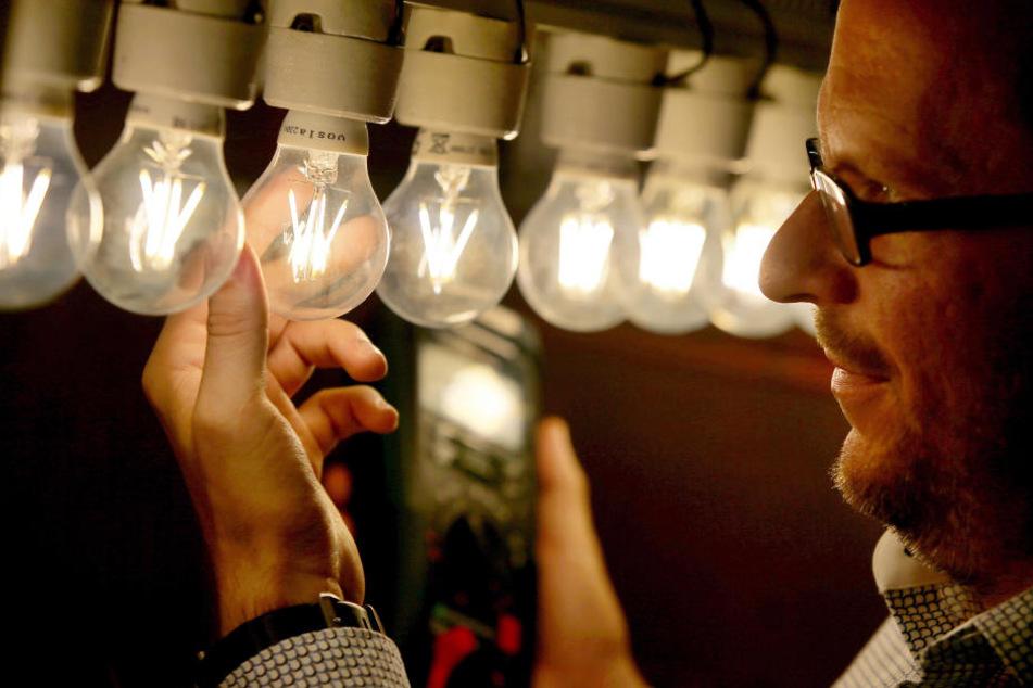 Der traditionsreiche Lampenhersteller Vosla musste Insolvenz anmelden.