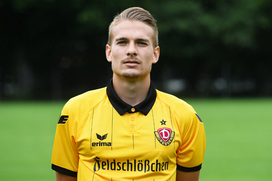 Luca Dürholtz (27) ist bei der SV 07 Elversberg unumstrittener Stammspieler und Leistungsträger.