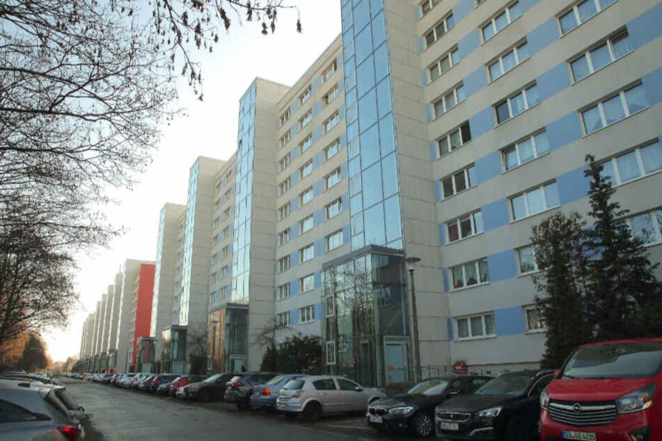 In der Johannstädter Holbeinstraße bietet die WGJ Gästewohnungen an.