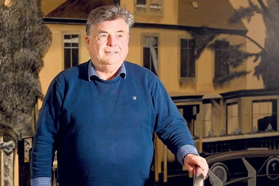 Rolf-Dieter Sauer (68) von der Dehoga.