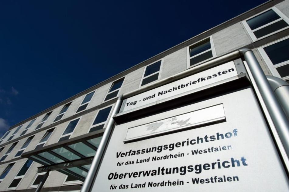 Der Prozess findet vor dem Oberverwaltungsgericht Münster statt.