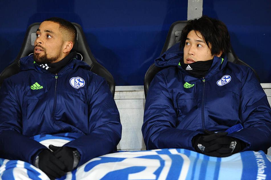 War auf Schalke oft nur zweite Wahl und fand sich nie wirklich zurecht: Sidney Sam (l).