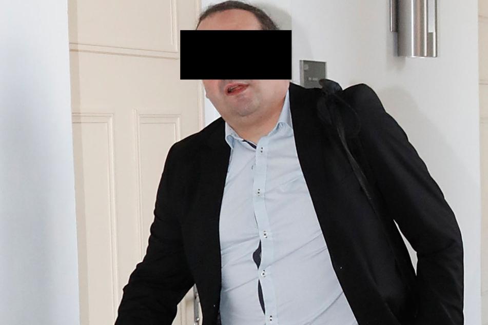 Stephan D. (42) soll mit Handygeschäften 4,5 Millionen Euro am Fiskus  vorbeigeschmuggelt haben.