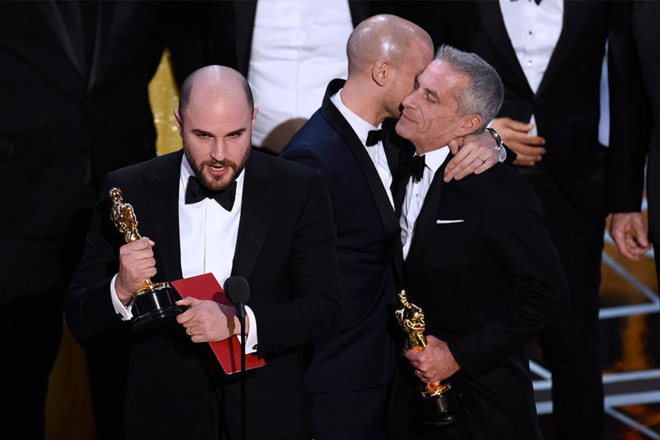 Oscars 2017: Falscher Gewinner für