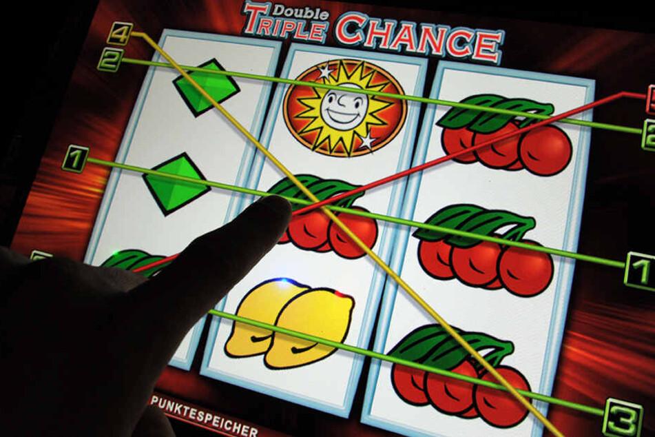 Viele Spielsüchtige wollen von den Spielautomaten loskommen.