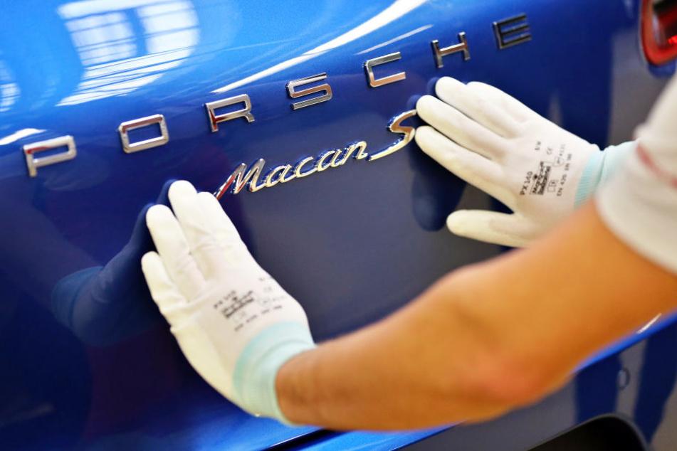 Auch der im Leipziger Werk produzierte Porsche Macan wird mit einem ähnlichen 3.0 TDI Motor ausgestattet