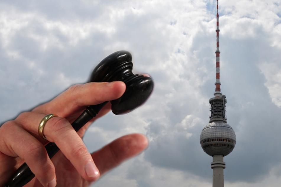 Die Spitze des Berliner Fernsehturms soll versteigert werden.