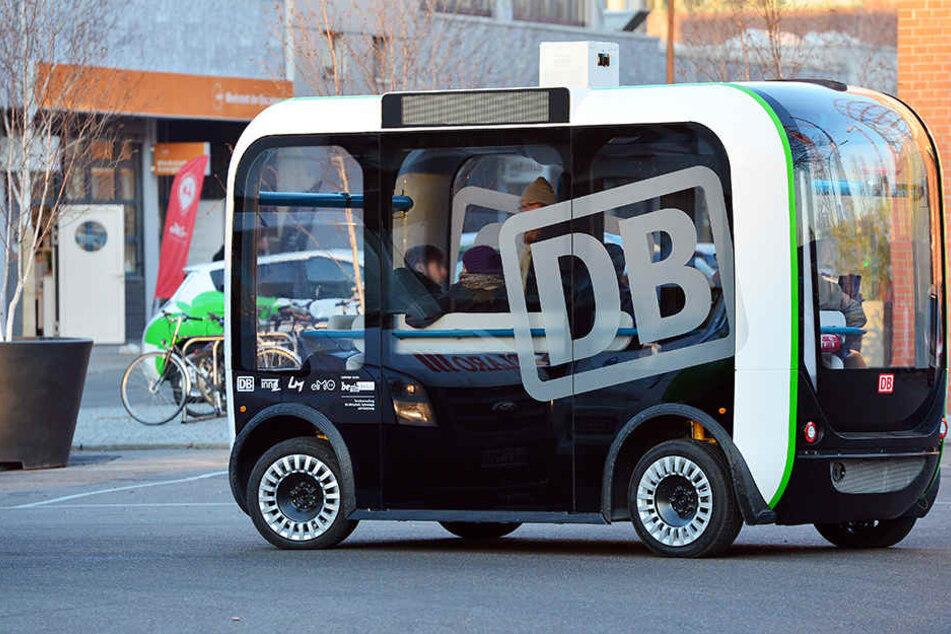 Fahrerlose Busse wird es Zukunft im Vogtland nicht geben.