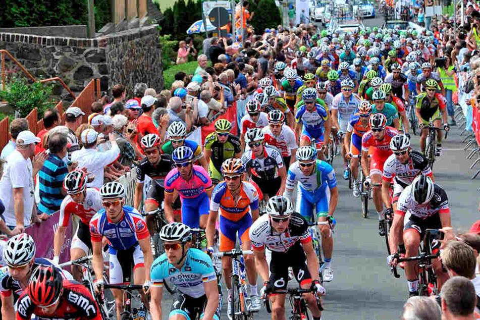 Eigentlich sollten Ende Juni Deutschlands beste Radsportler durch Chemnitz fahren.