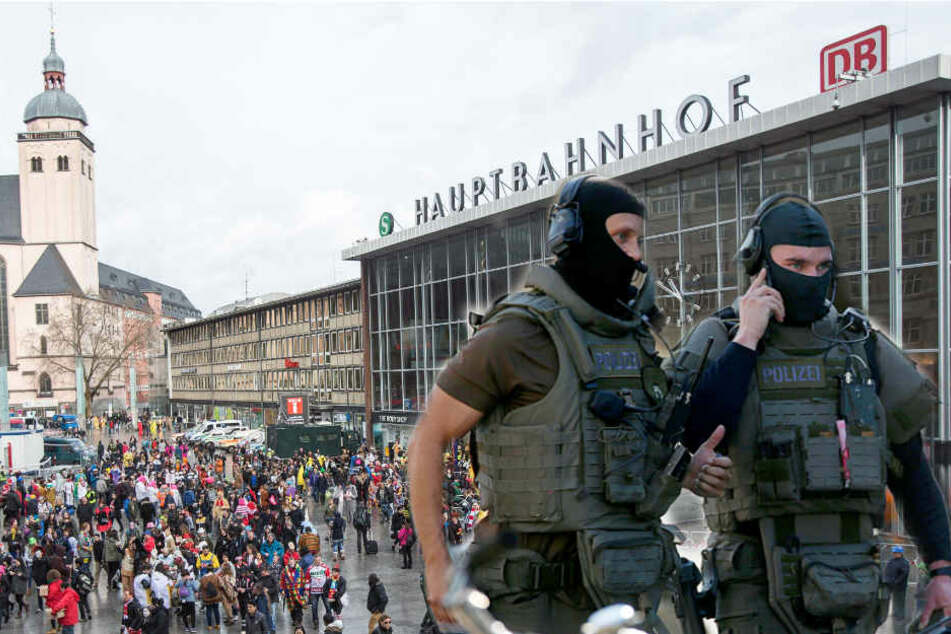 Geiselnahme am Kölner Hauptbahnhof könnte Terror-Hintergrund haben