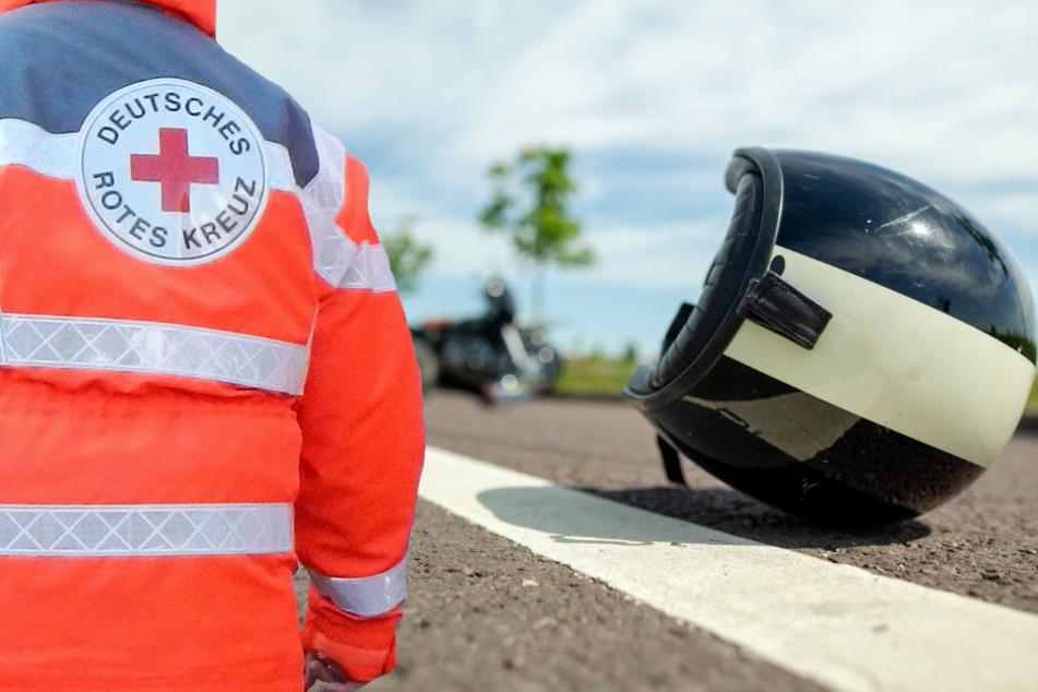 13-Jährige nach Motorrad-Crash in Lebensgefahr: Welche Schuld trifft den Vater?