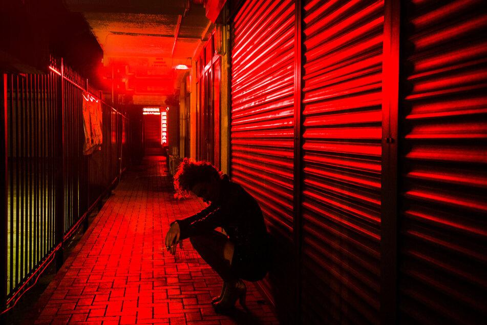 In NRW gibt es über 9000 Prostituierte (Symbolbild).
