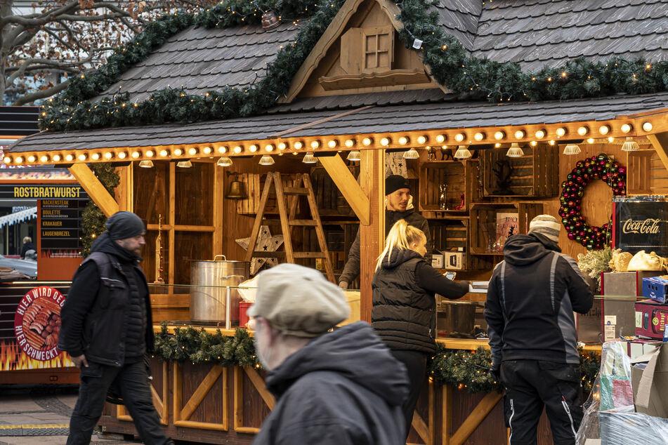 Berlin: Maskenpflicht? So soll es auf den Weihnachtsmärkten in der Hauptstadt Laufen