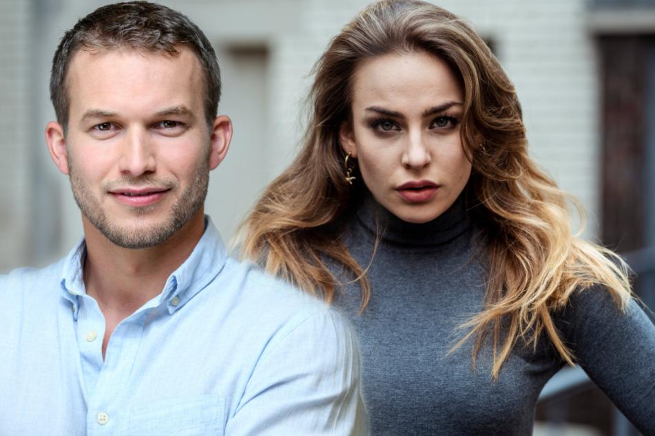 Sturm der Liebe: Florian Frowein knutscht jetzt diese BTN-Lady