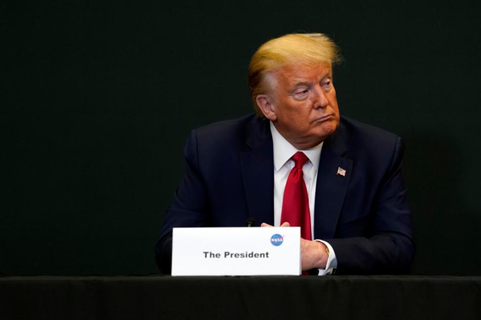 """""""Trauriger Meilenstein"""": Trump gedenkt 100.000 Corona-Toten auf Twitter"""