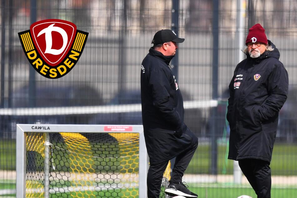 Dynamo-Rückkehr ins Teamtraining trotz negativer Testreihe weiter offen!