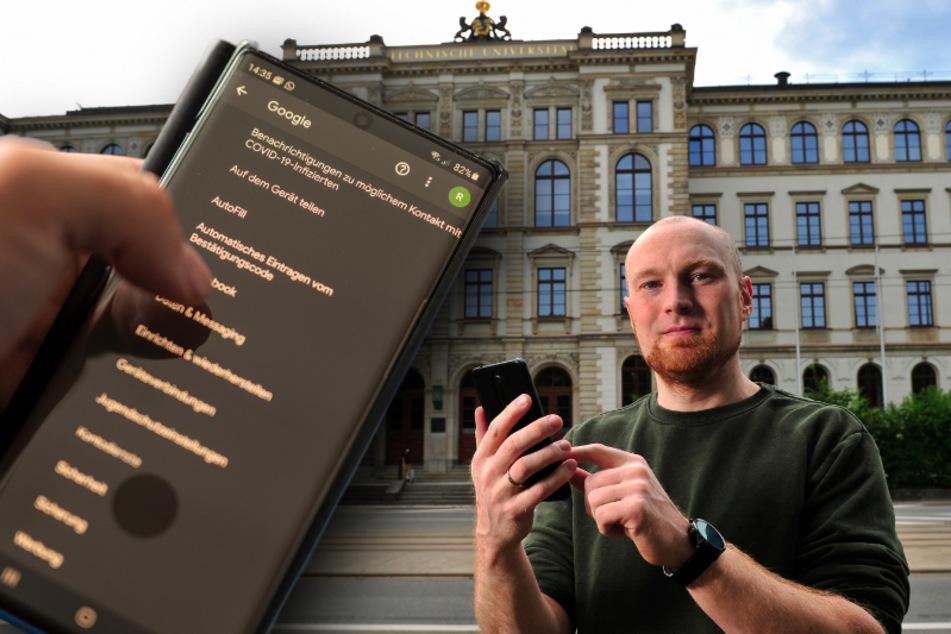 Verwirrung um Corona-App! Chemnitzer Experte klärt auf