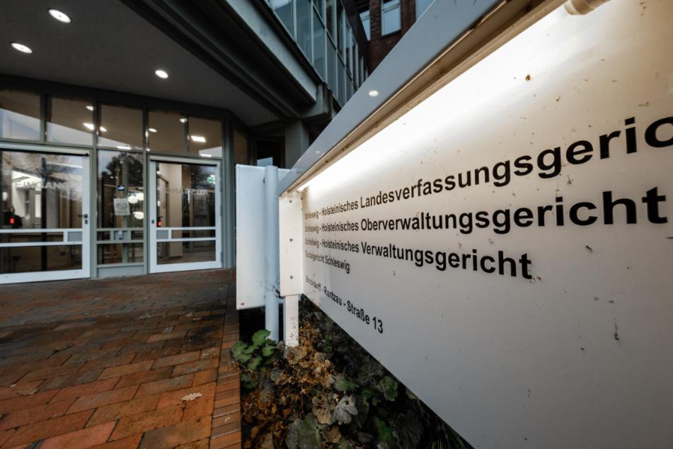 Das Schleswig-Holsteinische Oberverwaltungsgericht in Schleswig hat am späten Mittwochabend entschieden. (Archivbild)