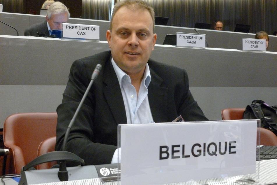 InoPower-Geschäftsführer Marnix van Praet (52) hat seit 2005 rund 235 Hagelschutz-Kanonen in Europa verkauft. Er ist von ihrer Wirkung überzeugt.