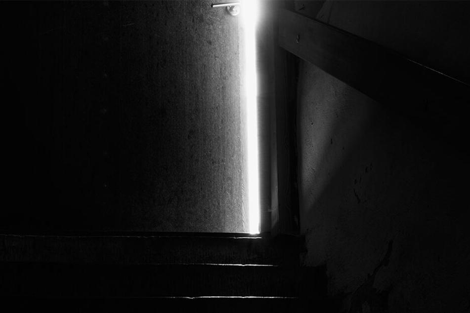 Ein erster Verdacht kam im Keller der Frau auf (Symbolbild).