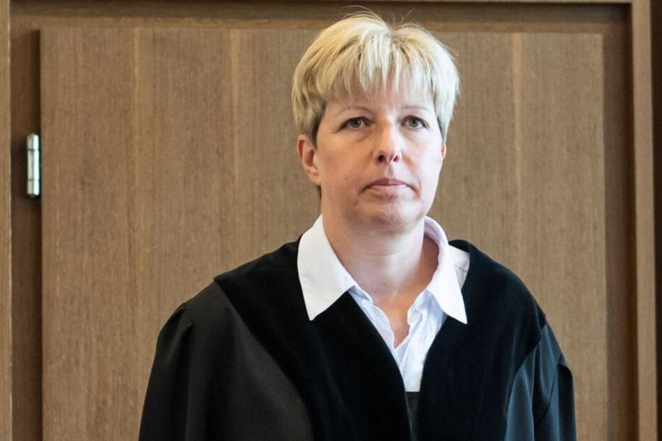 Richterin Anke Grudda verurteilte den Angeklagten.