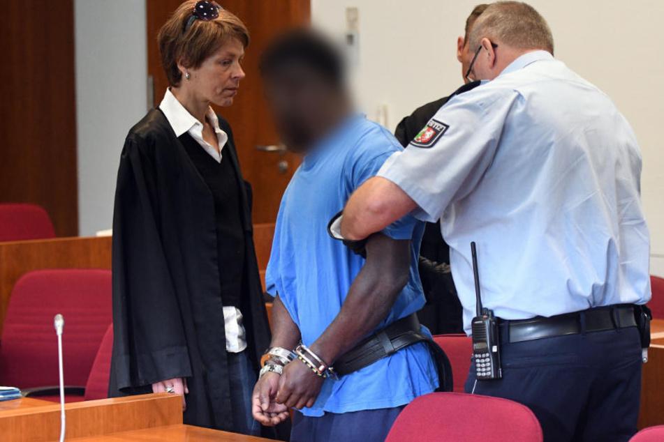 Der Verurteilte hatte die Tat während des Prozesses bestritten.