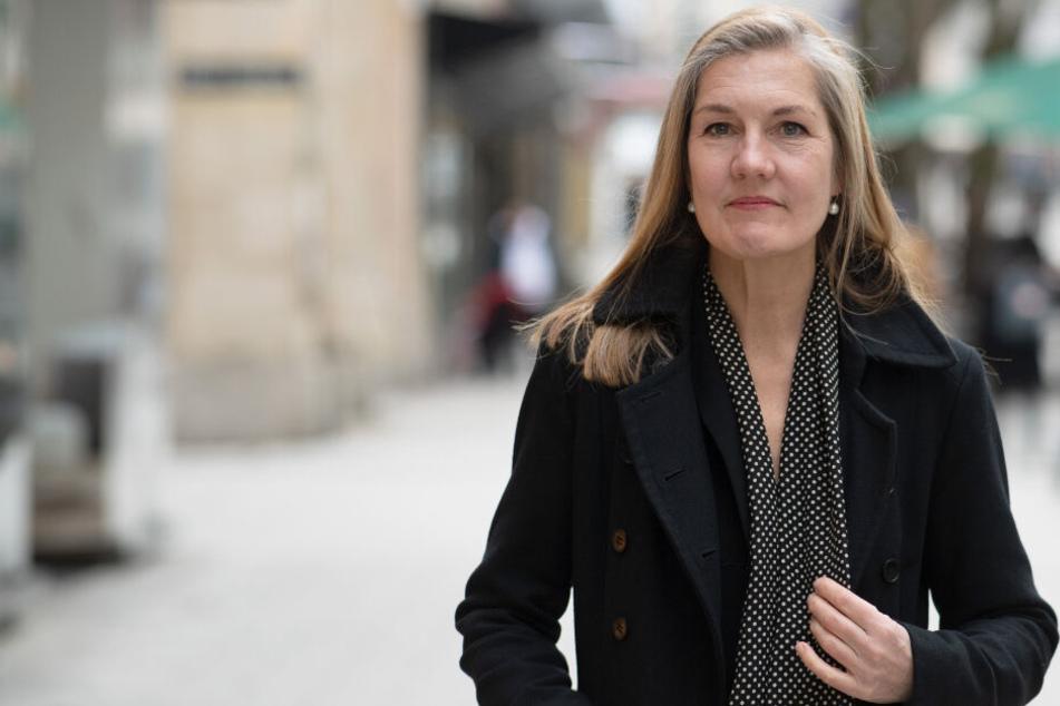 Diese Frau von den Grünen will die neue Oberbürgermeisterin von Stuttgart werden