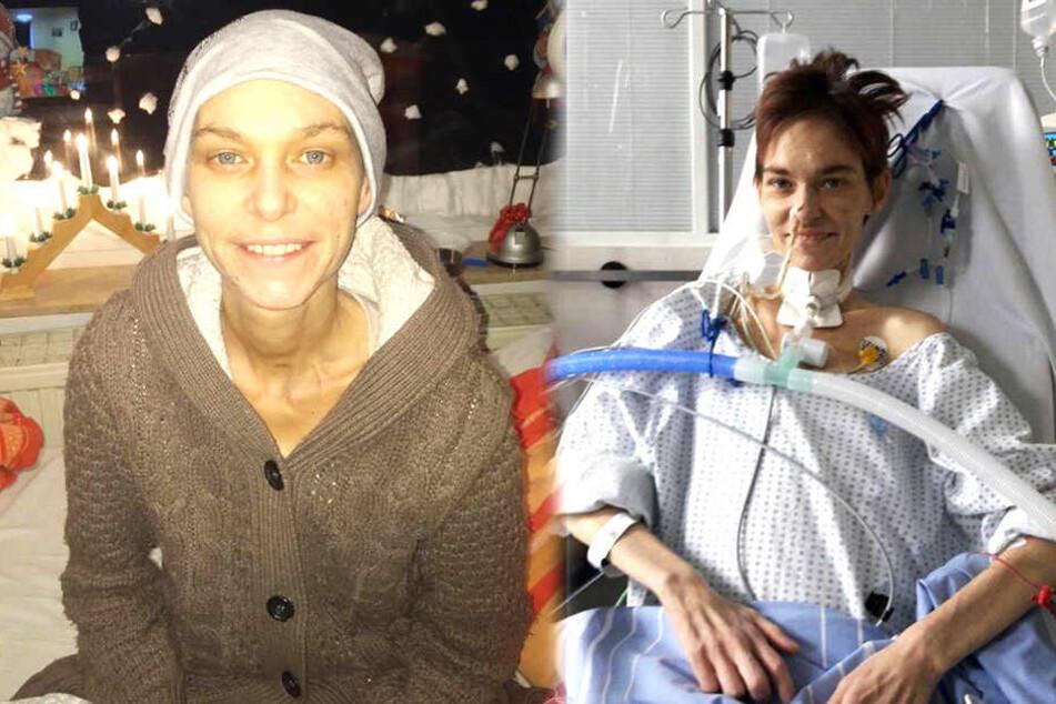 Iris Walter könnte bald sterben. Sie bekommt jedoch ganz viel Unterstützung.