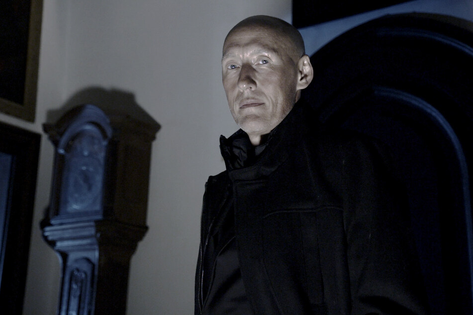 """""""X-Factor - Das Unfassbare kehrt zurück"""". Moderator Detlef Bothe (54) lässt an Halloween das Blut der Zuschauer gefrieren."""