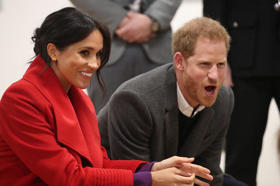 Auch Prinz Harry soll die Idee einer Doula für die Geburt gefallen.