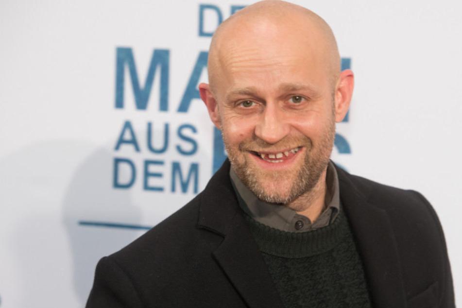 Jürgen Vogel wird beim Kinofilm von Club der roten Bänder dabei sein.
