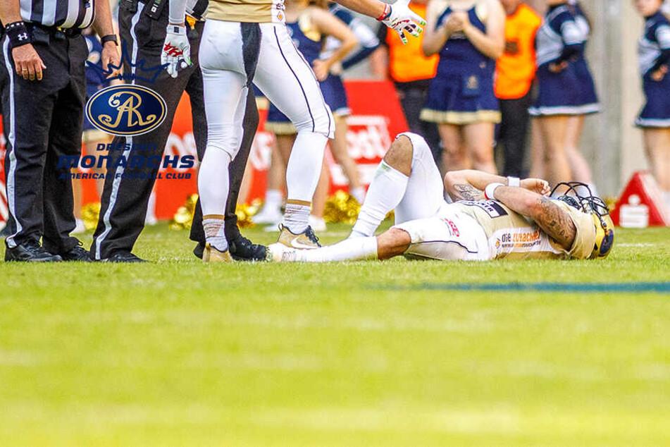 Nach Ausfall von Monarchs-Quarterback: Wer kann Greenlee ersetzen?