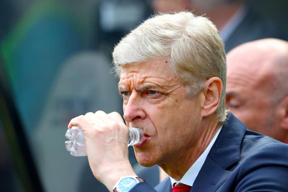 Schluss, Aus, Ende: Arsenal-Coach Arsène Wenger tritt zurück.