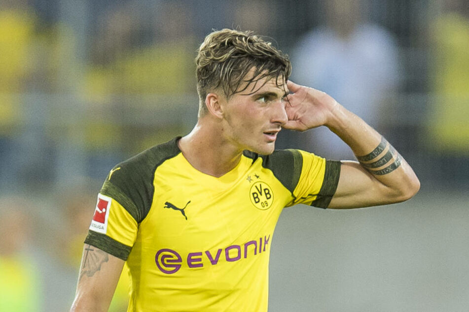 Horch, horch! Maximilian Philipp (24) stand im Sommer 2017 auf Leipzigs Wunschliste, entschied sich jedoch für den BVB. Nun könnte er doch nach Sachsen wechseln - im Tausch mit Timo Werner.