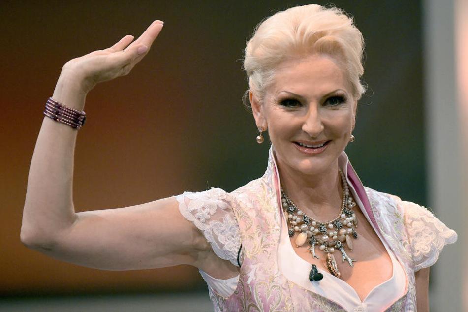 """Désirée Nick (62) geht doch nicht ins """"Sommerhaus der Stars""""."""