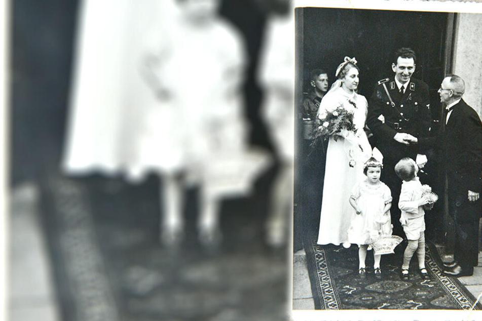 Lisbeth mit 50 Jahren im Jahr 1961.