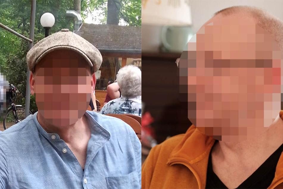 Eine Woche lang war Frank S. (53) auf Achse. Jetzt wies sich der gebürtige Thüringer selbst in eine Fachklinik ein.