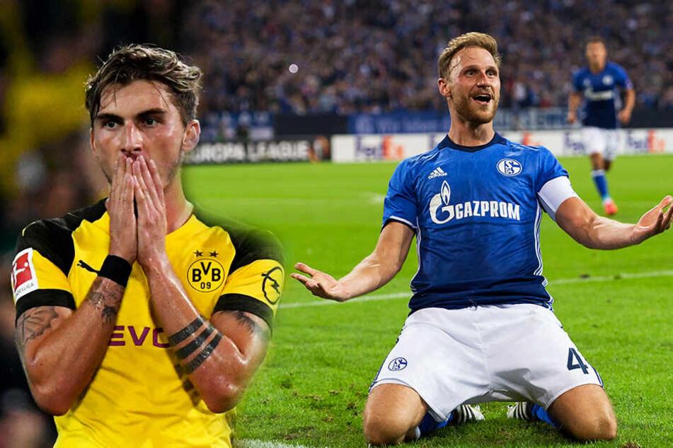 Revierderby in Russland! Ex-Schalker Höwedes bezwingt Ex-BVB-Kicker Philipp!