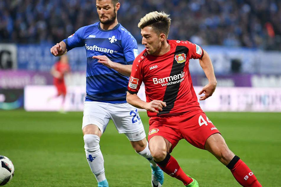 RB Leipzig will seinen Neuzugang Kevin Kampl (r.) am Donnerstag offiziell vorstellen.