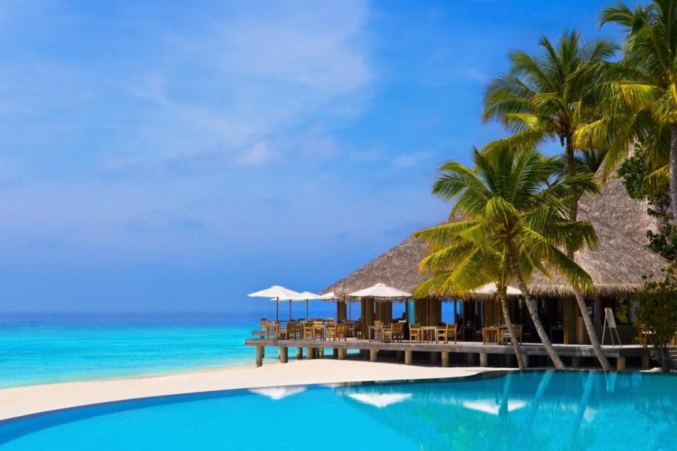 Ein Tourist wurde auf den Malediven angeschossen. (Symbolbild)