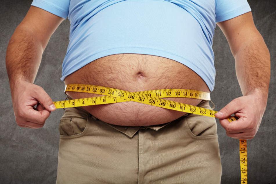 Starkes Übergewicht kann ein Wegbereiter für viele verschiedene Krankheiten sein.