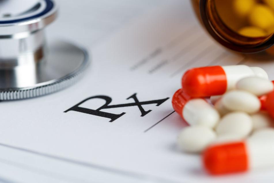 Für die Medikamenten-Rezepte kassierte die Betrügerin gleich mehrmals ab. (Symbolbild)