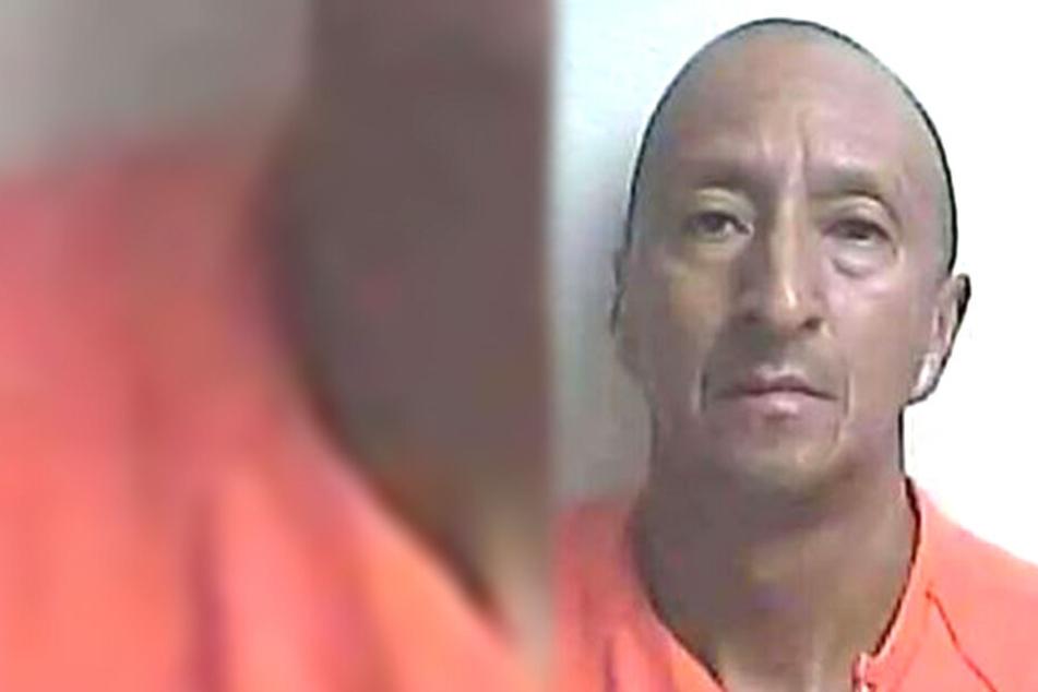 Alex Bonilla (49) wurde festgenommen.